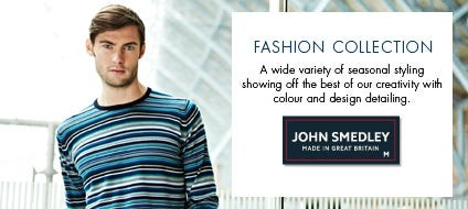 Mens Fashion | John Smedley Official Store