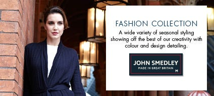 Womens Fashion | John Smedley Official Store