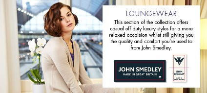 Women's Loungewear Collection | John Smedley Official Store