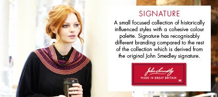 Womens Signature Collection | John Smedley Official Store