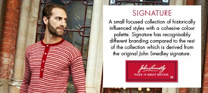 Mens Signature Collection | John Smedley Offi