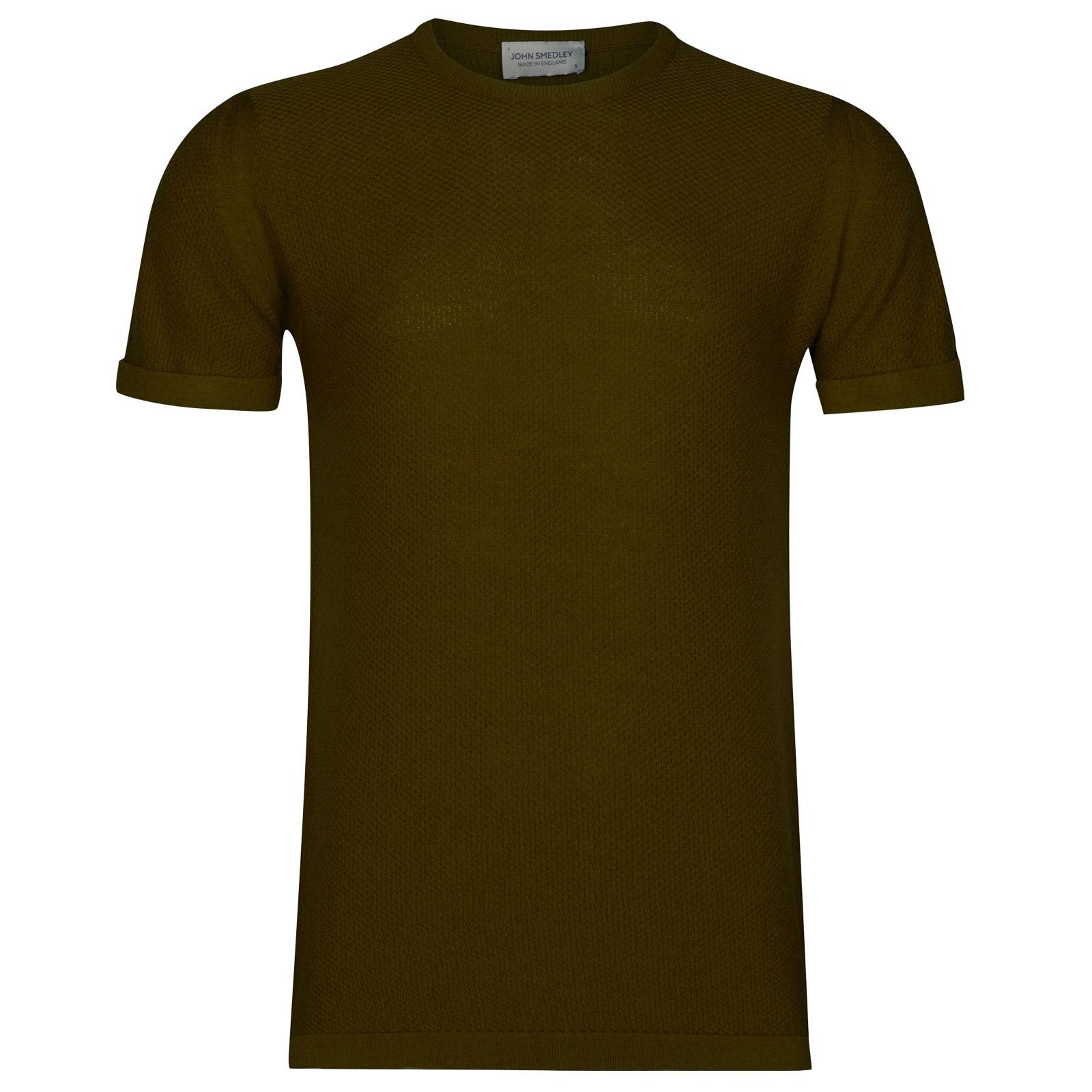 2Singular in Khaki T-Shirt-MED