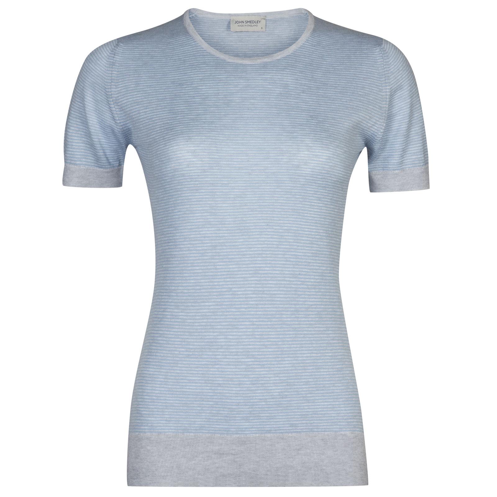 Barret In Feather Grey/Hayward Blue-L