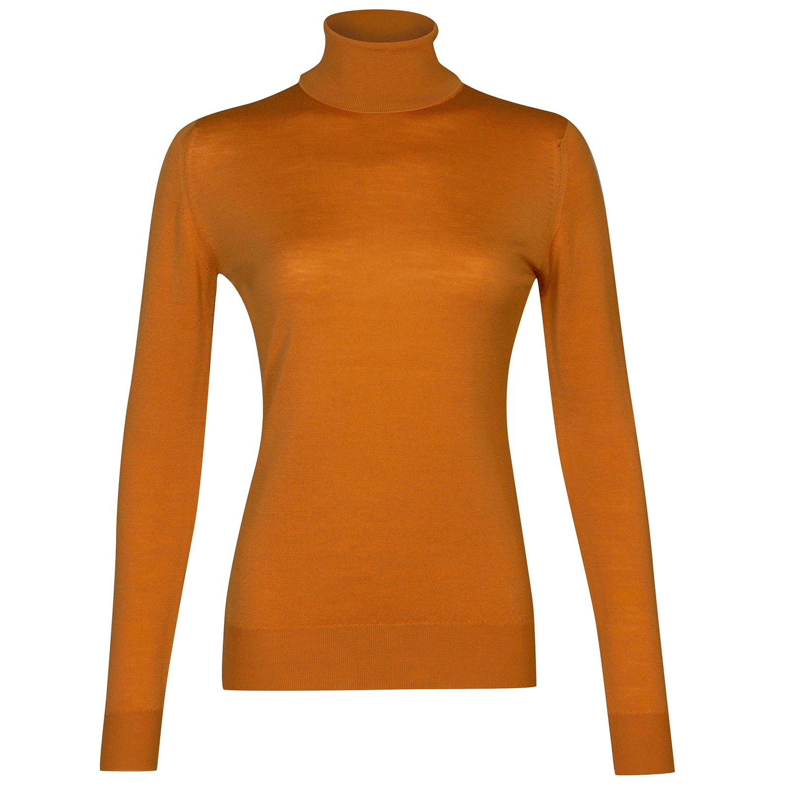 John Smedley Catkin Sweater in Bronze-M