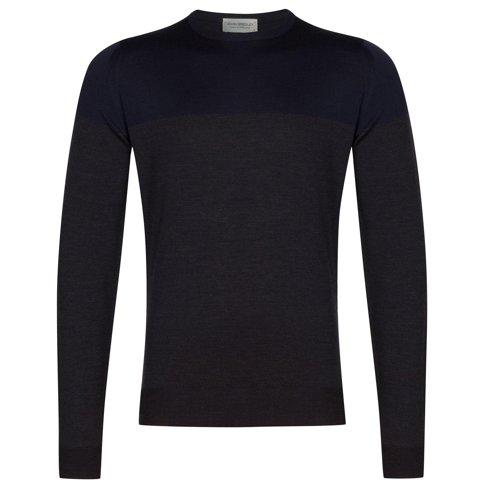 John Smedley chaldon Extra Fine Merino Wool Pullover in Hepburn