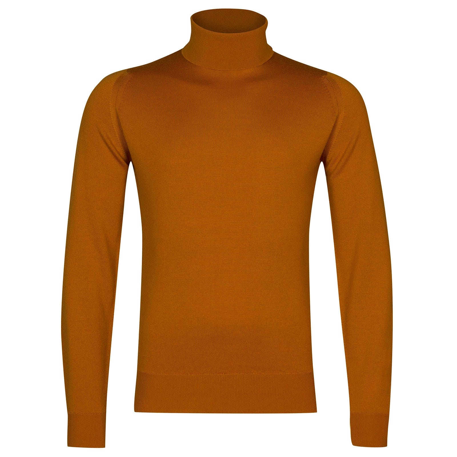 John Smedley Connell Merino Wool Pullover in Bronze-L
