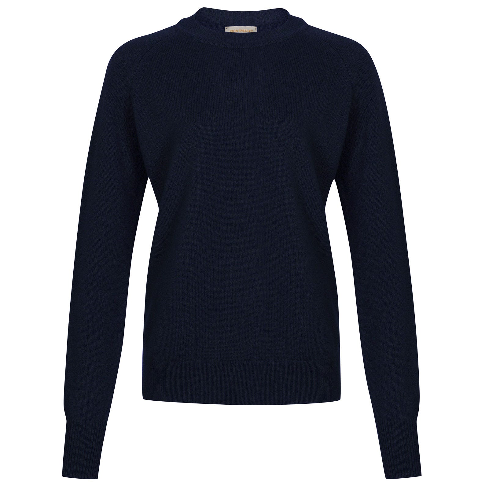 John Smedley dillon Merino Wool & Cashmere Sweater in Midnight-S