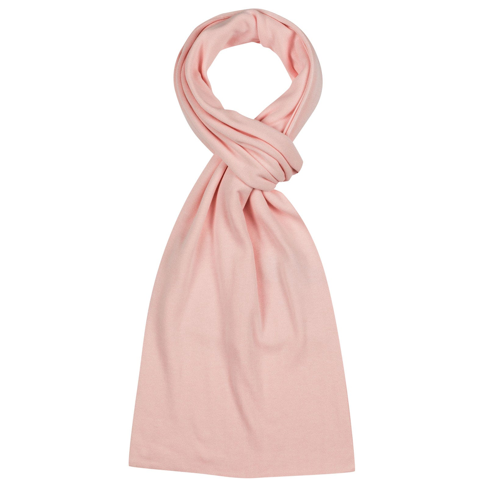 John Smedley glide John Smedley Sea Island Cotton Scarf in Dress-Shirt