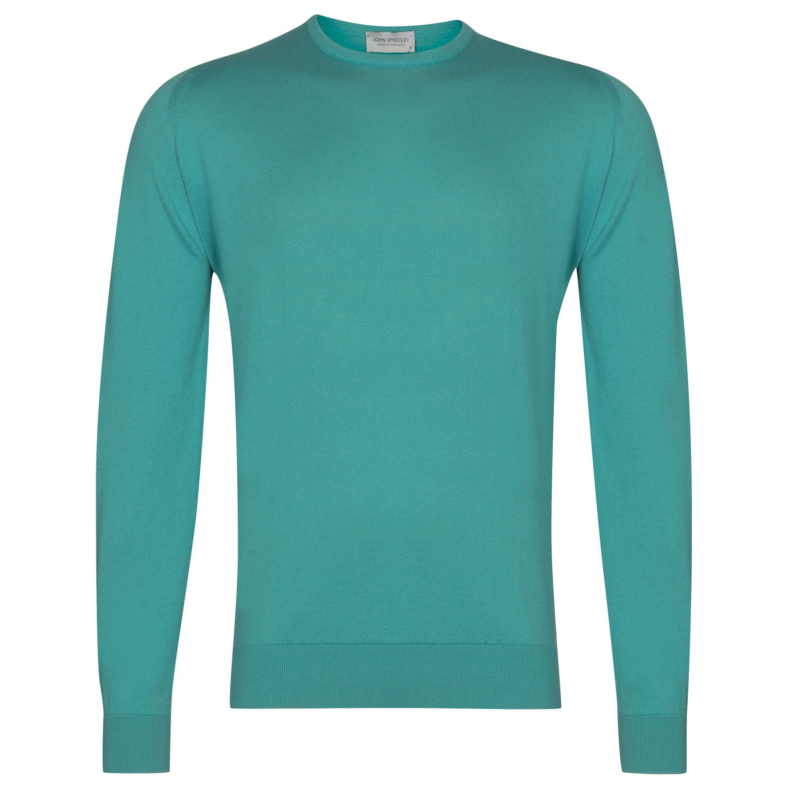 John Smedley Hatfield in Empyrean Blue Pullover-XXL