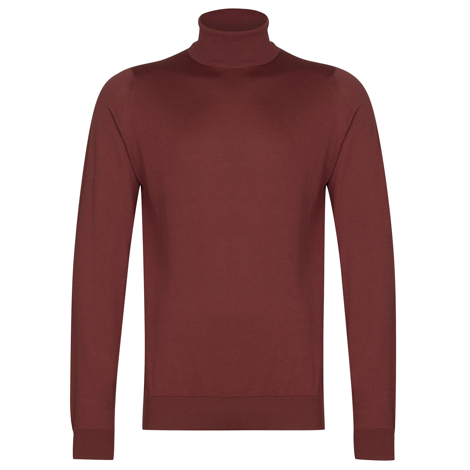 John Smedley Hawley in Botanical Blush Pullover-XLG