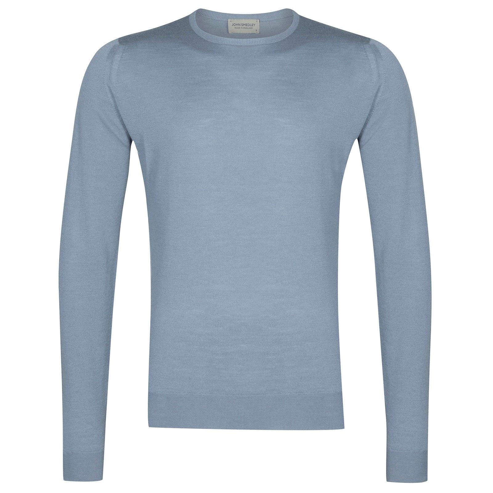 John Smedley Lundy in Dusk Blue Pullover-XXL