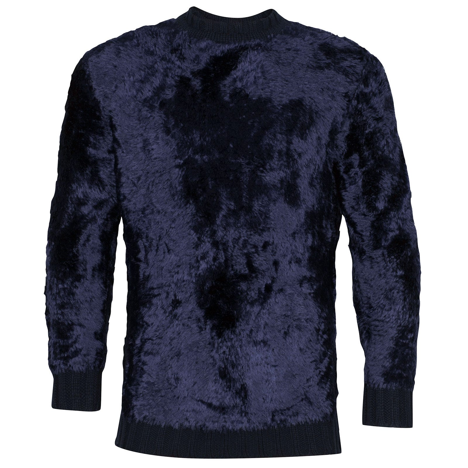 John Smedley Manby Pullover in Midnight-XS