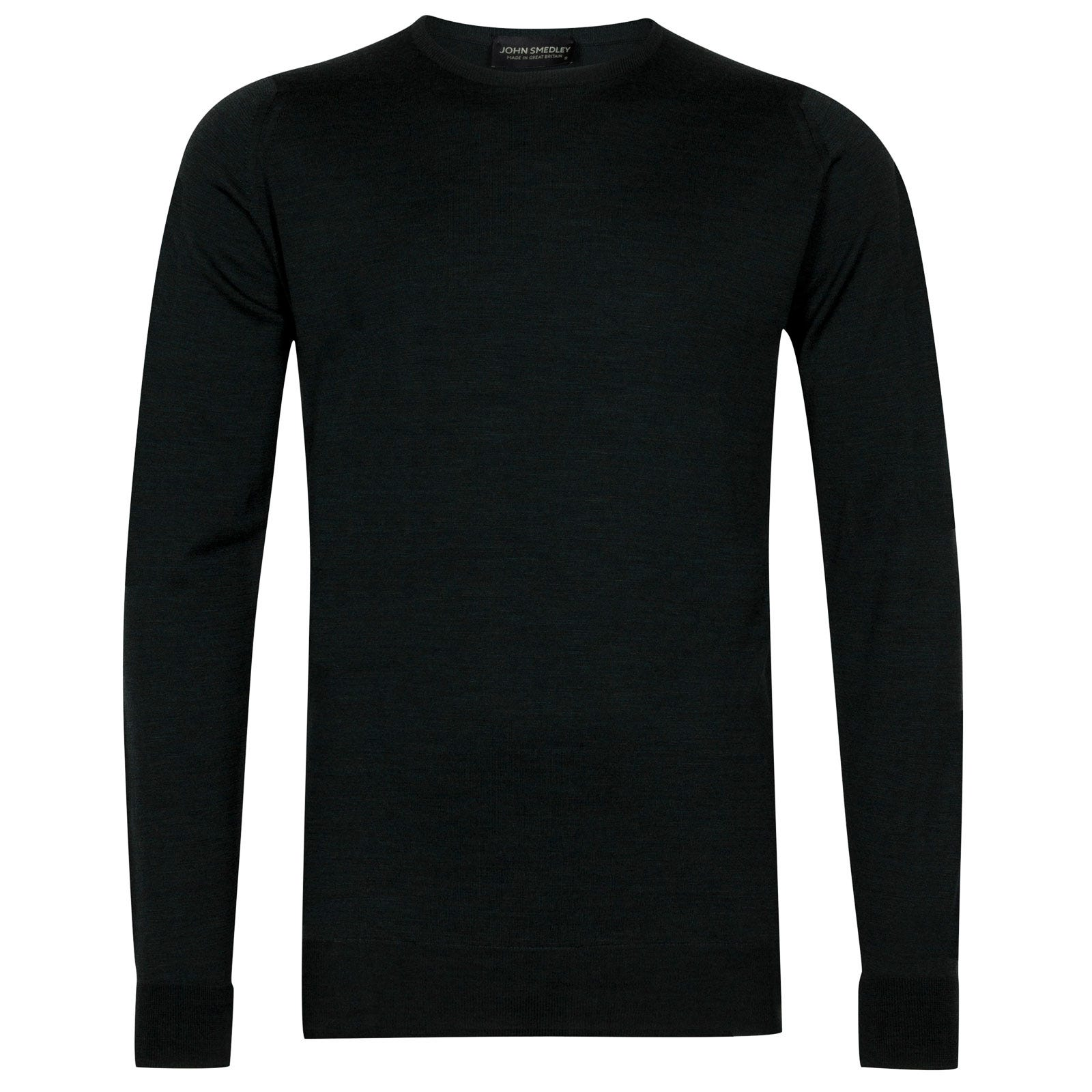 John Smedley marcus Merino Wool Pullover in Racing Green-L