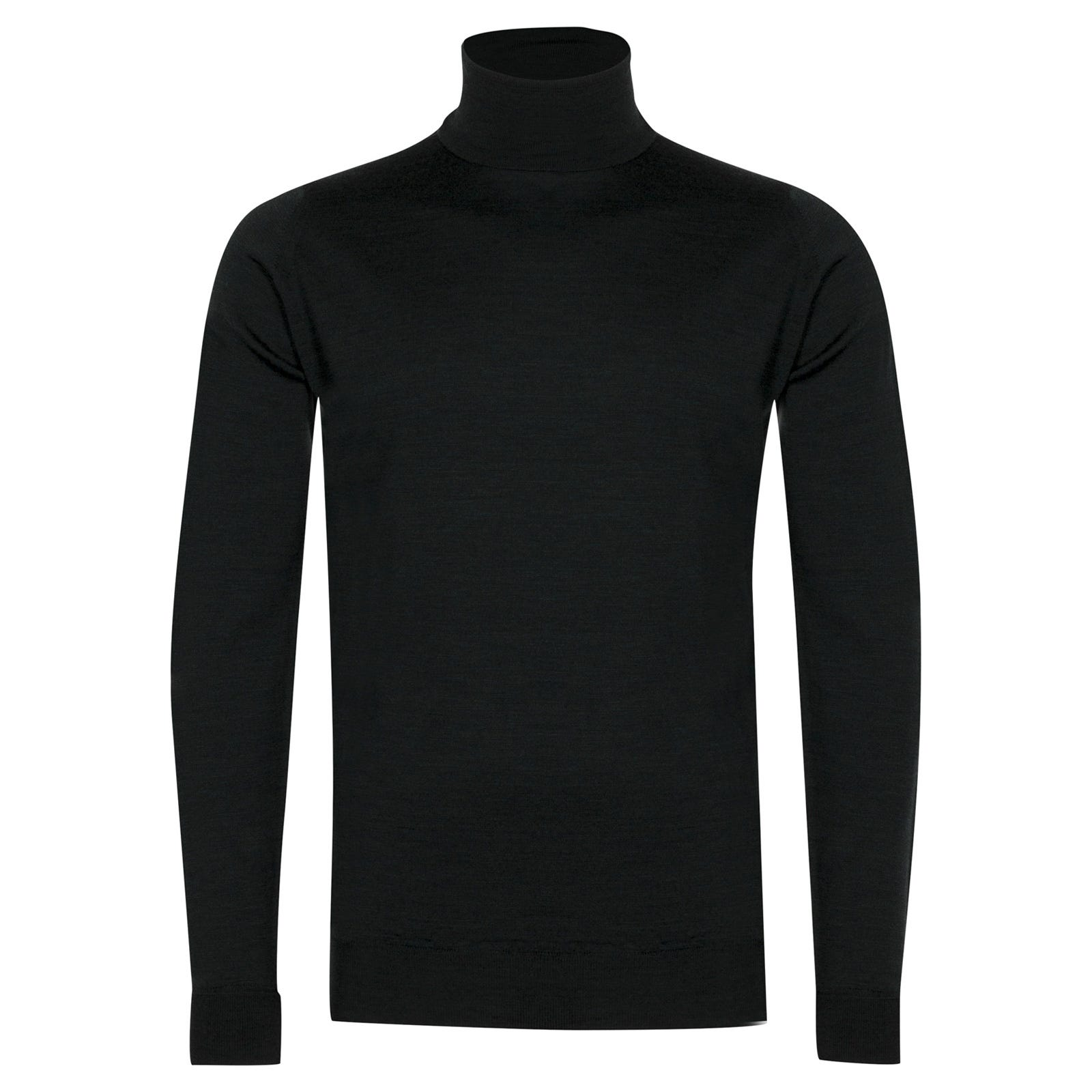 John Smedley richards Merino Wool Pullover in Racing Green-S