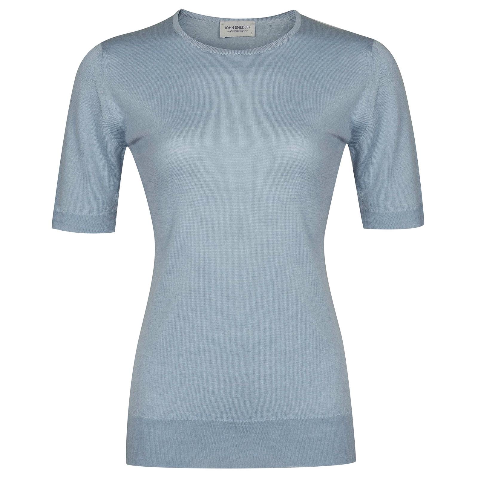 John Smedley Rietta in Dusk Blue Sweater-XLG