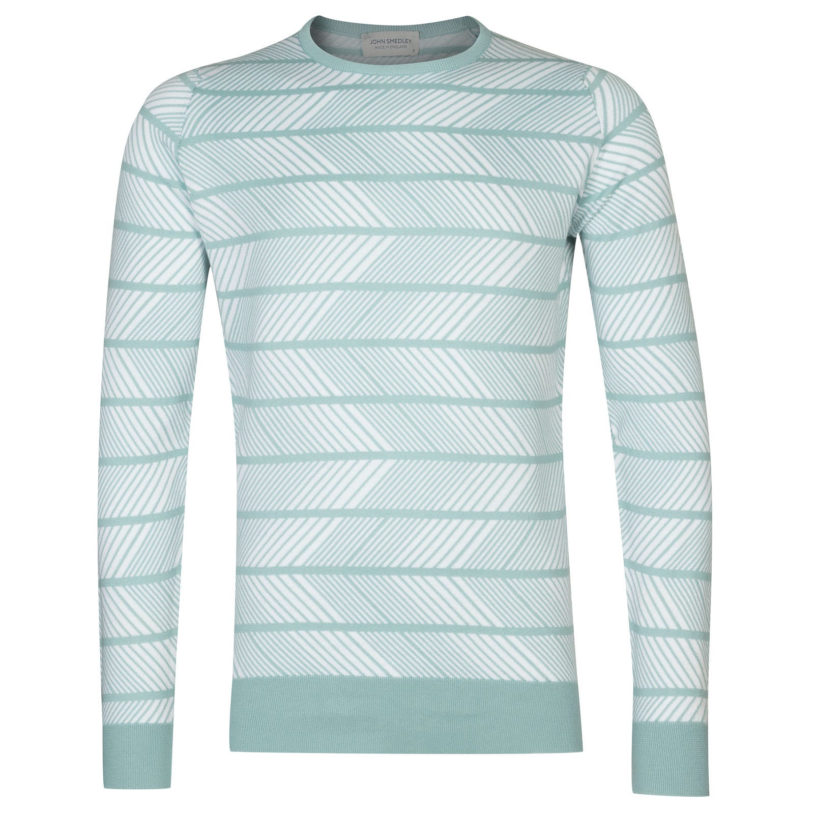 John Smedley Roose in Terrill Green-S