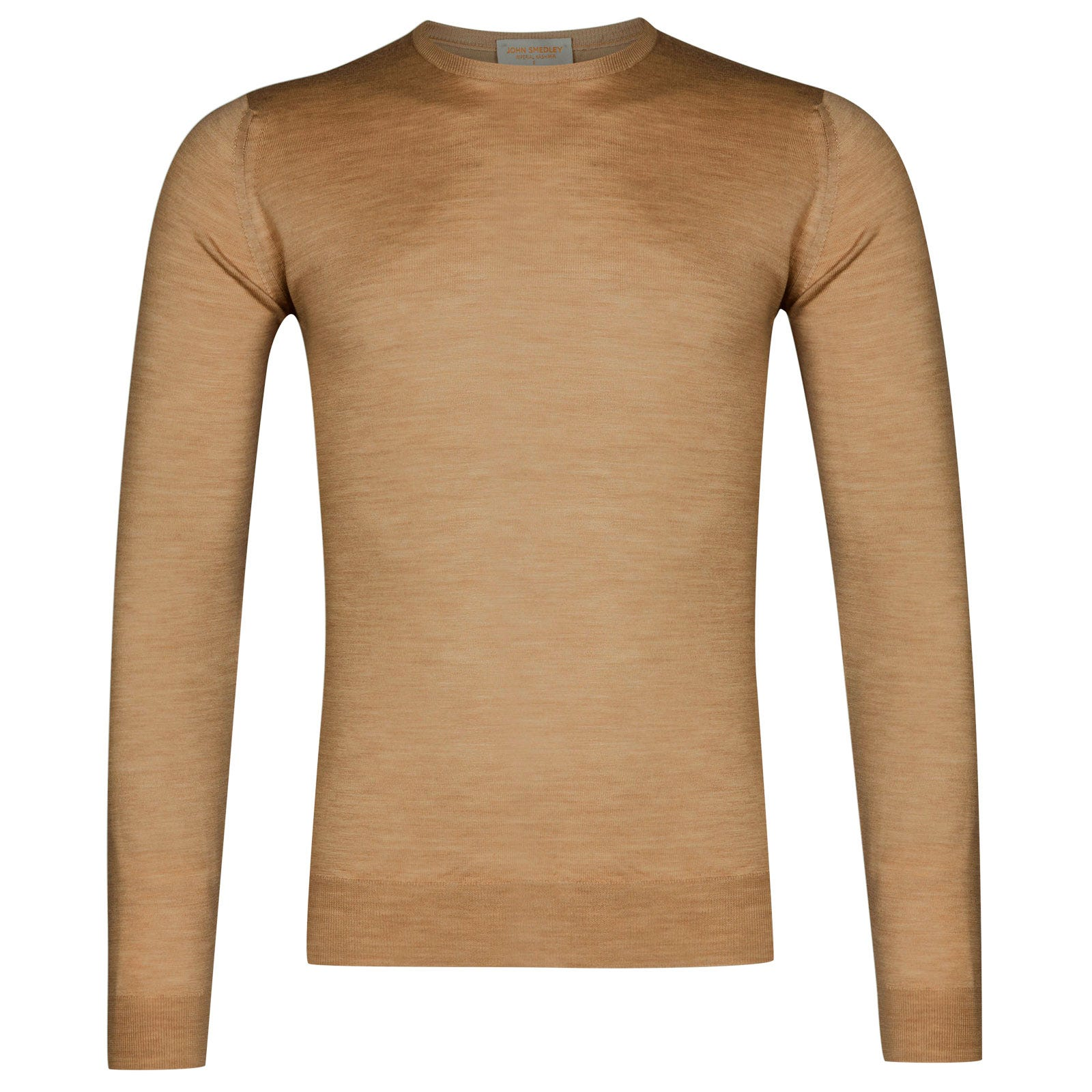 John Smedley sherman Merino Wool and Cashmere Pullover in Dark