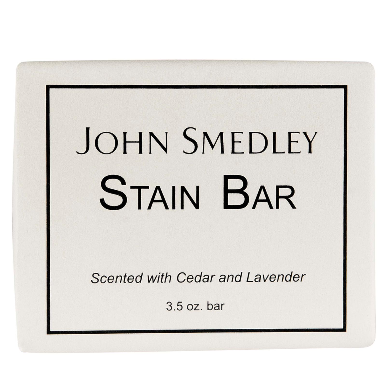 John Smedley Stain Bar (3.5 oz)