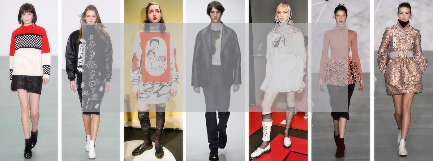 The British Fashion Industry x John Smedley